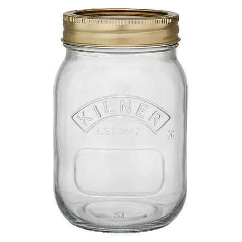 KILNER zavařovací sklenice 0,5l