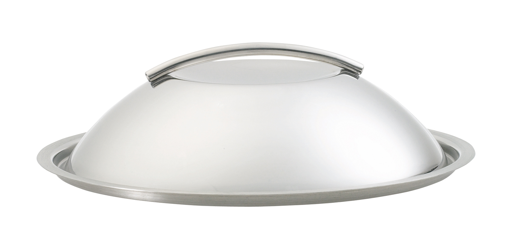 Nerezová poklice kupole 24 cm, stříbrná, Eva Solo